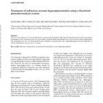 Arcuate hyperpigmentation