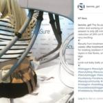 Bennie Girl Instagram 17.08.16