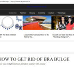 How to Get Rid of Bra Bulge - 4 Ways to Eliminate Bra and Back Fat
