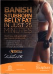SculpSure Female Gym Poster