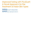 White Paper Toning with PicoSure US 921-0538-000