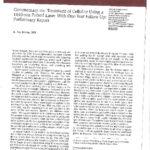 DiBernardo ASJ Article Cellulite_Burns Commentary_Disclaimer_14403.2011