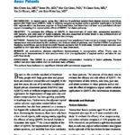 Med C6. Skin Rejuvenation with 1,064nm Q-Switched NdYAG Laser inDermSurg_2009