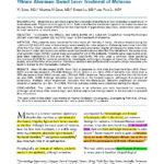 Medlite C6. DS 2011 07 (Zhou _26 Gold) Melasma