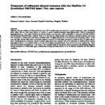 medlite_c6_tx_of_refractory_dermal_melasma_JCLT_2008